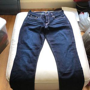 """Lucky Brand skinny jeans 6/28 """"Sophia skinny"""""""